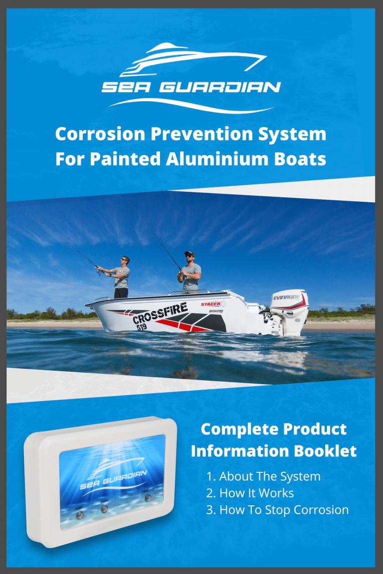Sea Guardian Aluminium boat corrosion